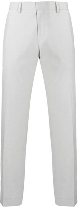 HUGO BOSS slim-fit tailored trousers