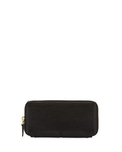 3.1 Phillip Lim 3.1 Phillip Lim Pashli Zip-Around Leather Wallet