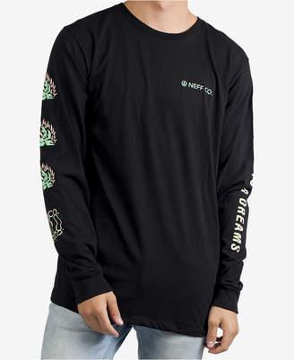 Neff Men's Unfollow Long-Sleeve T-Shirt
