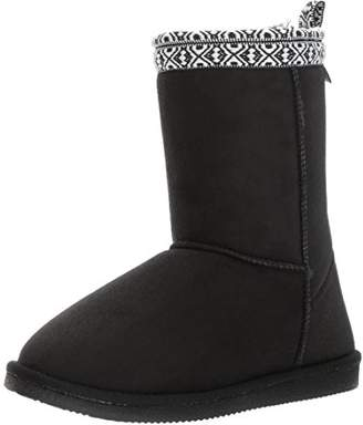 Western Chief Women's Plush Slipper Boot Winter