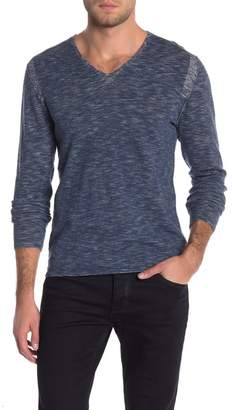 John Varvatos V-Neck Knit Sweater