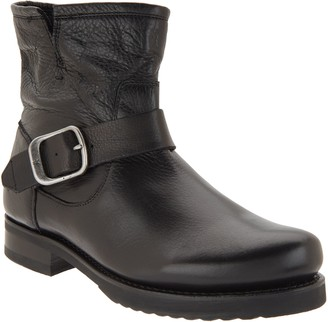 Frye Leather Ankle Boots - Veronica Boot