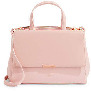 Ted Baker Zipped Top Handle Bag