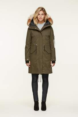 Soia & Kyo Lois Down Coat