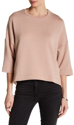 H By Bordeaux Boxy Pullover $118 thestylecure.com