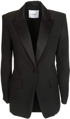 Dondup Single Breasted Blazer