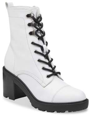 Marc Fisher Lanie Combat Boot