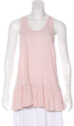 The Great Sleeveless Jersey Top