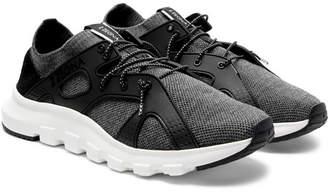 Ermenegildo Zegna Techmerino Mesh Sneakers
