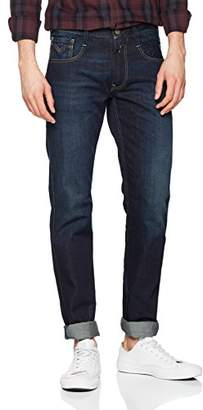 Replay Men's Anbass Slim Jeans,W30/L34 (Manufacturer Size: 30)