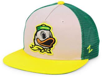 Zephyr Oregon Ducks Paradigm Snapback Cap