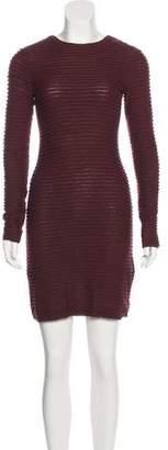 Kimberly Ovitz Mini Sheath Dress