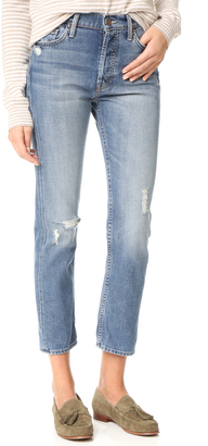 MOTHER The Cheeky Jeans $228 thestylecure.com