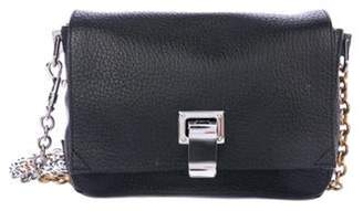 Proenza Schouler Courier Crossbody Bag Black Courier Crossbody Bag