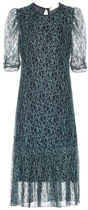 See by Chloe Embroidered lace dress