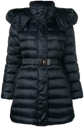 Max Mara hooded down jacket