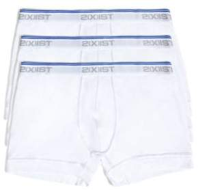 2xist Three-Pack Boxer Brief