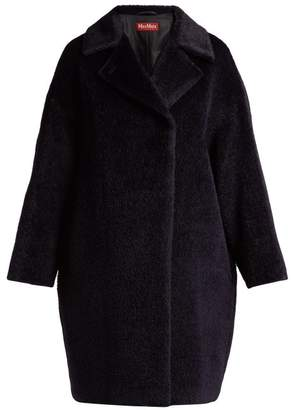 Max Mara Gino Coat - Womens - Navy