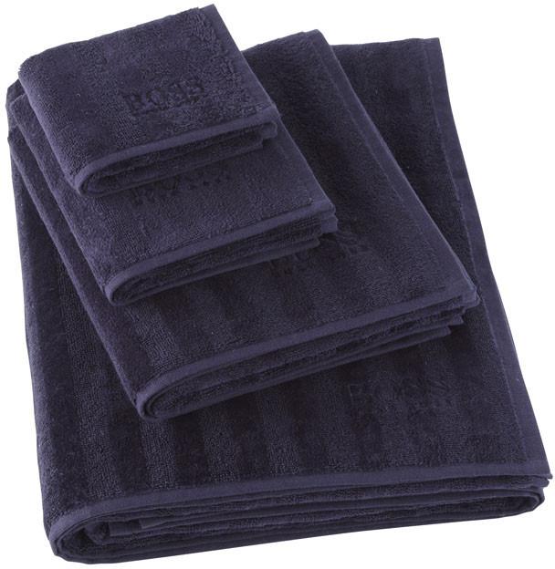 Ottoman Towel - Navy - Guest