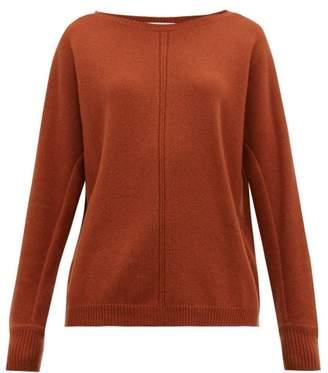 Max Mara Masque Sweater - Womens - Dark Brown