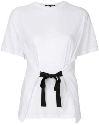 Proenza Schouler waist tie T-shirt
