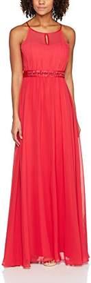 Vera Mont VM Women's 0083/4825 Sleeveless Party Dress - Red