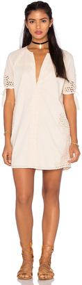 Tularosa Bobbie Tunic Dress $150 thestylecure.com