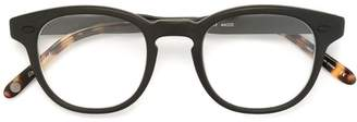Garrett Leight matte 'Warren' optical glasses