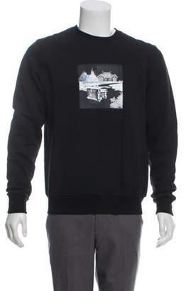 Christian Dior Graphic Print Sweatshirt black Graphic Print Sweatshirt