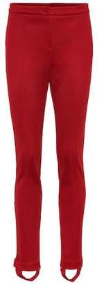 Gucci Stirrup skinny pants