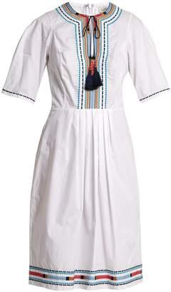 TALITHA Anita embroidered cotton dress