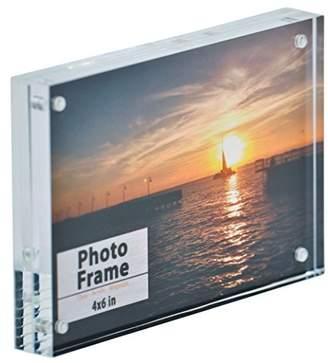clear Nicom Acrylic Magnet Frame (1