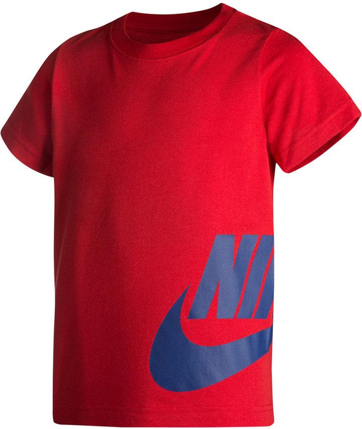 Nike Little Boys' Futura Graphic-Print T-Shirt