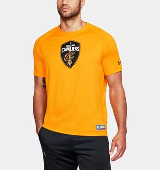 Under Armour Men's NBA Combine UA Tech Logo T-Shirt