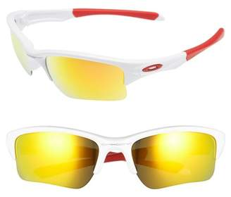 Oakley Quarter Jacket PRIZM(TM) 61mm Semi-Rimless Sunglasses