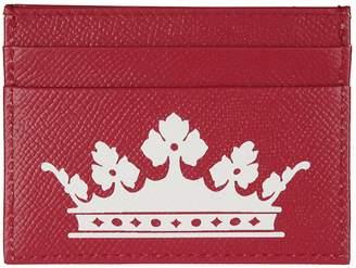 Dolce & Gabbana Crown Logo Cardholder