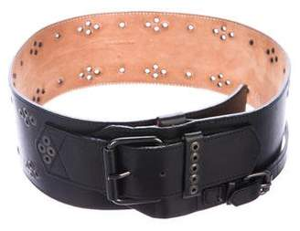 Givenchy Leather Waist Belt