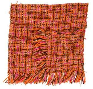 Jonathan Adler Happy Home Wool Throw Blanket