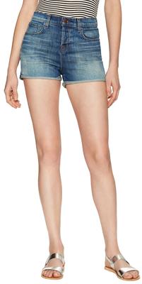 J BrandGracie Cotton Folded Cuff Short