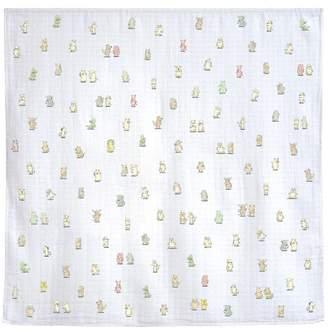 Atelier Choux A Friendly Ear Swaddle Blanket