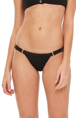 Topshop Tanga Stretch Bikini Bottoms