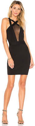 by the way. Rowan Mesh Bodycon Dress