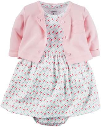 Carter's Baby Girls' Dress Sets 126g284