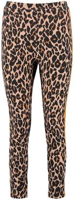 Next Womens Boohoo Petite Leopard Print Leggings