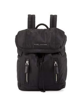 Marc Jacobs Mallorca Nylon Backpack, Black $295 thestylecure.com