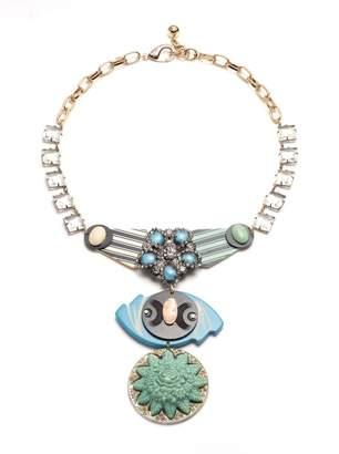 Lulu Frost Vintage Celluloid Splendour Journey Necklace