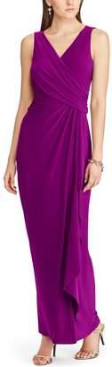 Chaps Women's Dresses Sleeveless Evening Dress