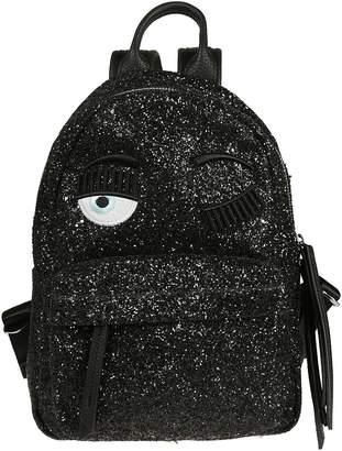 Chiara Ferragni Flirting Glitter Backpack