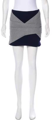 Thakoon Mini Knit Skirt w/ Tags