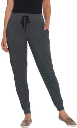 Cuddl Duds Stretch Thermal Jogger Pants with Pockets
